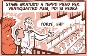 Sergio Badino storie al lavoro fumetti