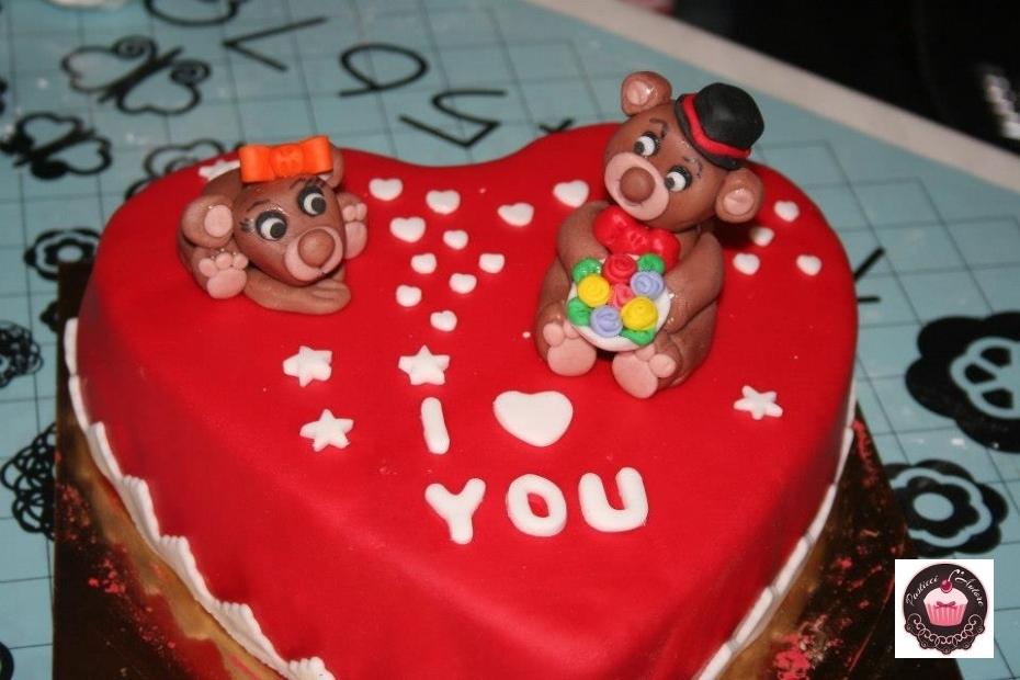 Cake Design Genova : Corsi di cake design a Genova per San Valentino 2014