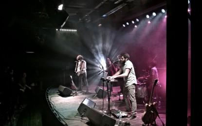 """I Selton live a La Claque, quando alla malinconia """"o remédio è cantar"""""""