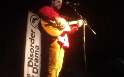 Stephen Steinbrink from USA to Maddalena, due mesi in giro per l'Europa con la chitarra