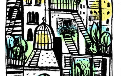 Silvia Robertelli, incontro con l'illustratrice genovese: il viaggio è un movimento solitario