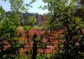 Villa Gentile, Comune ripristina barriera tra pista e area pubblica. Al via raccolta fondi per nuovi giochi nel parco