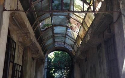 Villa Piaggio, procedono i lavori per l'ostello e le residenze universitarie. Ma il parco soffre carenza di risorse