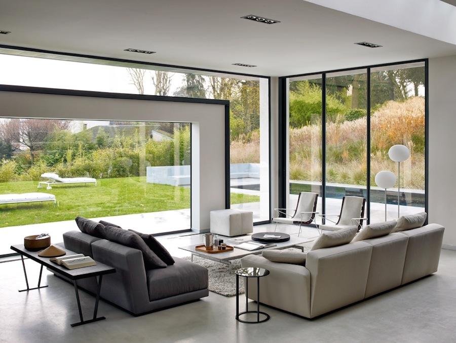 Casa e giardino progettare il proprio spazio verde for Interni case minimaliste