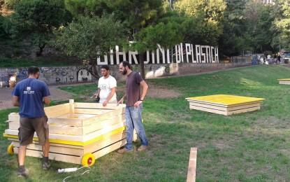 Down Town Plastic, la rinascita dei Giardini di Plastica grazie all'impegno dei cittadini