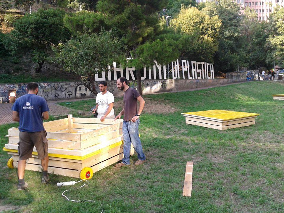 Giardini Di Plastica Genova.Giardini Di Plastica Genova Il Processo Di Riqualificazione