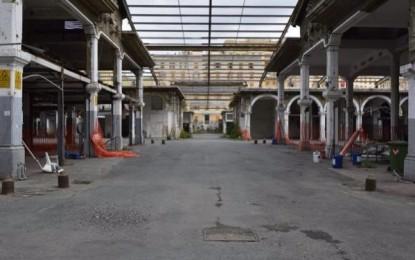 Ex mercato corso Sardegna: avanti con il progetto del Municipio per il riutilizzo temporaneo