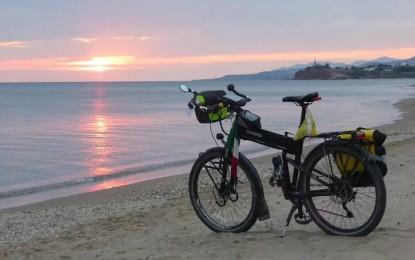 Da Genova a Gerusalemme in bicicletta, Era Superba in viaggio con Il Capitano