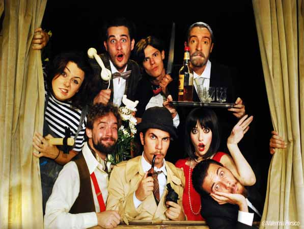 Disaster Comedy: La Divertente Commedia Interpretata Dalla The Kitchen  Company