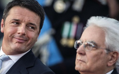 Carro armato Renzi, gli avversari non ci sono: AAA cercasi opposizione in Parlamento