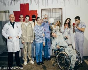 Psychiatric Circus: il nuovo spettacolo di circo-teatro arriva a Genova