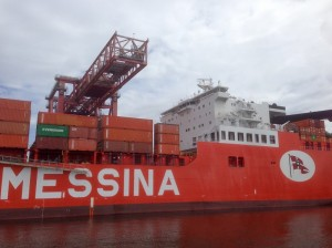 terminal Messina