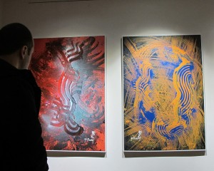 Yasuo Sumi, la ribellione post-bellica dell'arte giapponese torna a Genova