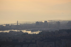Smog a Genova