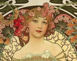 Alfons Mucha e le atmosfere dell'art nouveau a Genova
