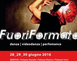 Fuori Formato, danza, videodanza e performance