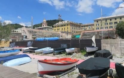 Piscina di Voltri, ecco il progetto da 4 milioni. Ma i soldi di Regione Liguria non ci sono più