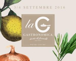 La Gastronomica, le festa che porta in tavola la vera cucina ligure