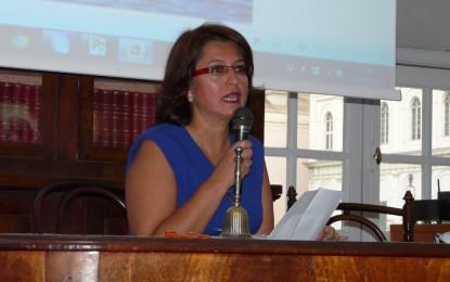 Mayela Barragan e il legame profondo tra Liguria e America Latina