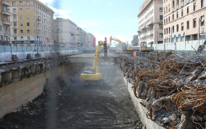 Messa in sicurezza del Bisagno, il balletto dei fondi tra Regione Liguria e Governo