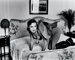 Helmut Newton in mostra a Palazzo Ducale