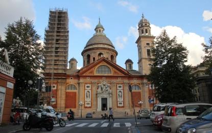 Basilica di Carignano, al via il restauro delle coperture. Il carbonio salverà la cupola dell'Alessi