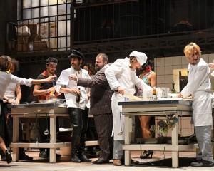 La Cucina, prima nazionale alla Corte con un cast interamente dello Stabile