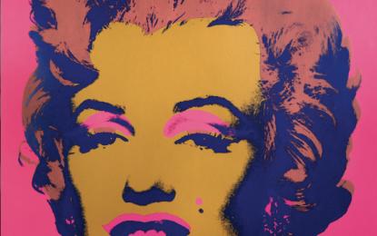 Andy Warhol a Genova, nelle sale di Palazzo Ducale dal 20 ottobre al 26 febbraio