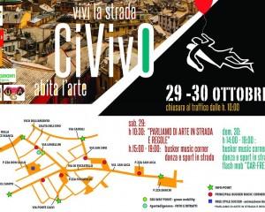 CiVivo, in via Lomellini e dintorni due giorni tra musicisti e artisti di strada