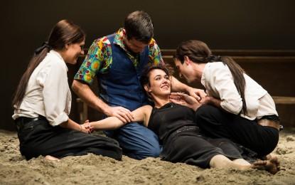 """""""La dodicesima notte"""", la tragicommedia di Shakespeare al Teatro della Corte fino al 27 novembre"""