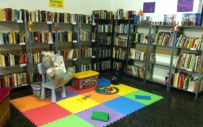 San Quirico e la Biblioteca Libertè, tra solidarietà, cultura e contestazione politica