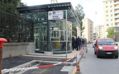 Villa Scassi, inaugurato il nuovo ascensore a inclinazione variabile. Genova torna a fare scuola