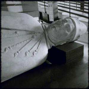 Statua di Simone Boccanegra - Museo Sant'Agostino © Pierpaolo Rinaldi