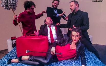 Il rompiballe di Francis Veber al TKC Teatro della Gioventù