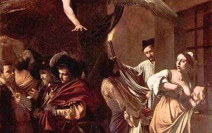 La madonna della misericordia di Caravaggio raccontata da Nicola Spinosa
