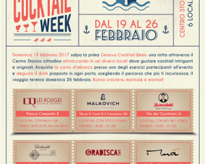 Genova Cocktail Week