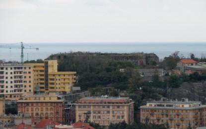 San Martino, Comune di Genova verso acquisizione aree da Demanio in piazzale Benzi e presso il Forte San Martino