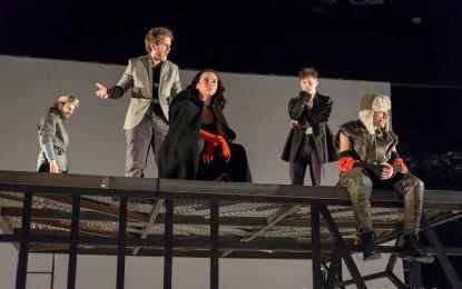 I giusti di Albert Camus al Teatro della Tosse