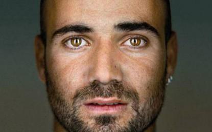 """""""Open"""" reading sulla storia del campione Andre Agassi"""