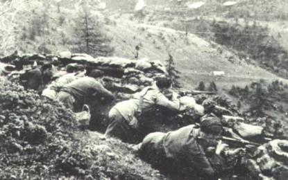 Eccidio de la Squazza, commemorazione nel 72° anniversario della strage fascista a Borzonasca