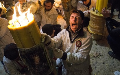 Sant'Agata, una devozione che dura da quasi duemila anni. Il reportage fotografico della festa catanese