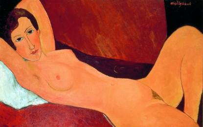 Modigliani, tutto pronto per la retrospettiva sul pittore livornese, tra ricerca stilistica, ritratti e sensualità