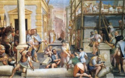"""Rolli Days, gli insegnamenti di Megollo per """"non perdere la Trebisonda"""". La storia dei tesori di Palazzo Franco Lercari"""