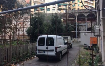 San Bartolomeo della Certosa, l'urgenza della ristrutturazione del chiostro, dopo abbandono e cedimenti strutturali