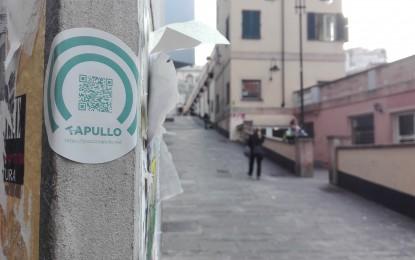 Tapullo, la nuova rete per la socialità condivisa. Lo spazio virtuale misterioso di piazza delle Erbe