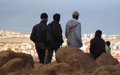 Proiezione documentario Les Sauteurs