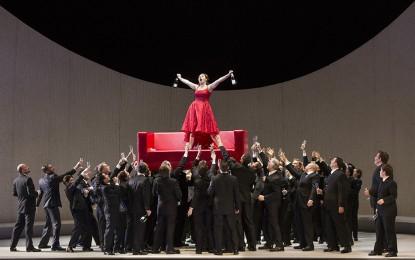 """Dal Metropolitan di New York arriva """"La Traviata"""""""
