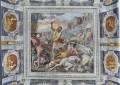 Palazzo De Franchi, gli affreschi che raccontano la storia, tra miti e allegorie di una Genova leggendaria