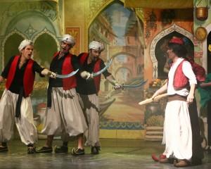 Aladino e la lampada meravigliosa, il nuovo musical al Teatro Genovese