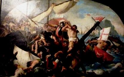 Sgualdrine, mogli di Veneziani! Quando le rivalità sul mare (e sui santi) si risolvevano a colpi di pugnale e non di regata